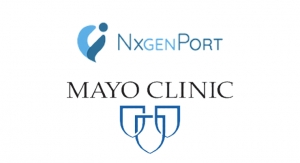 NXgenPort Enters License Agreement with Mayo Clinic