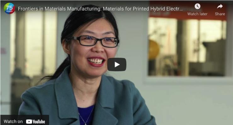 Argonne National Laboratory Hosting Materials for Printed Hybrid Electronics Webinar