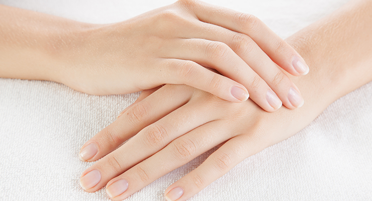 GlyAcid Nail Masque with Ringing Gel