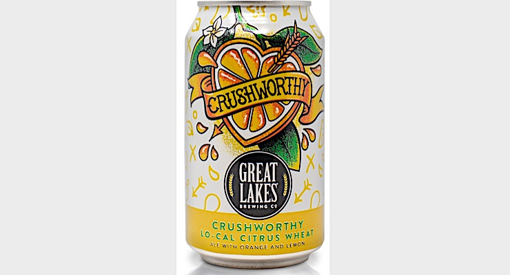Great Lakes Brewing Company wins second annual INX Can Design Contest
