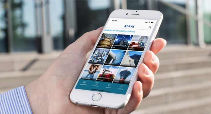 BYK Launches Additive Guide App