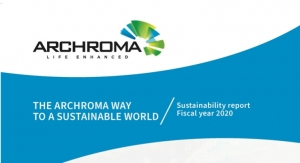 Archroma Releases 2020 Sustainability Report