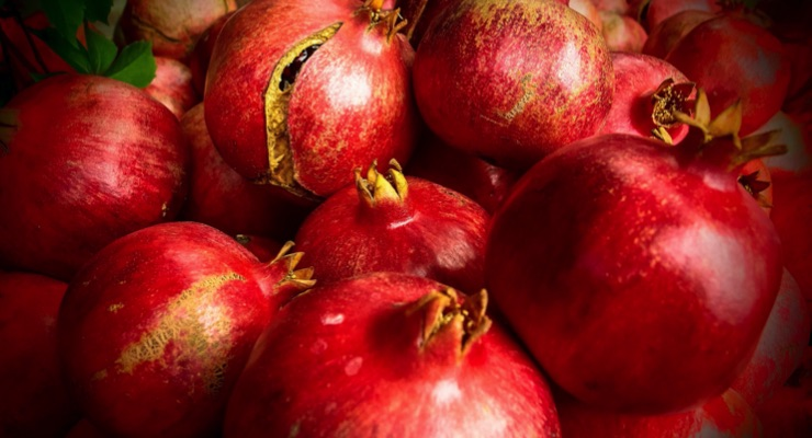 Pomegranate Extract Shown to Support Skin Health in Vitro