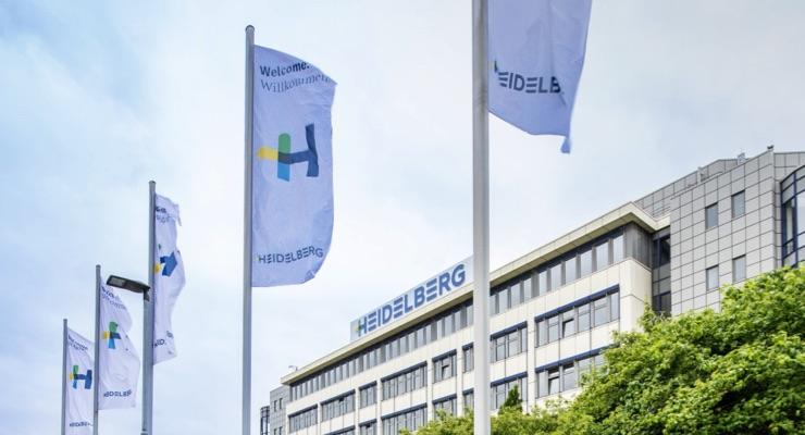 Heidelberg announces equipment price increases