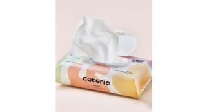 Coterie Launches Compostable Baby Wipe
