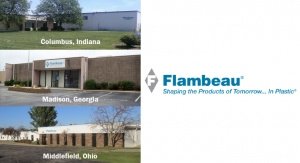 Flambeau Inc. Invests in Operations
