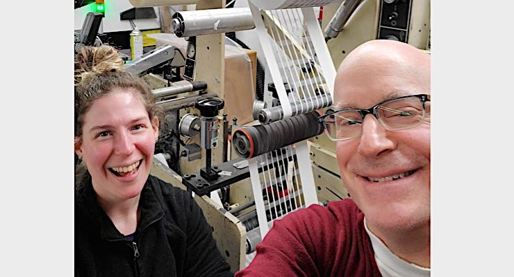 Nova Label succeeds with Acucote partnership