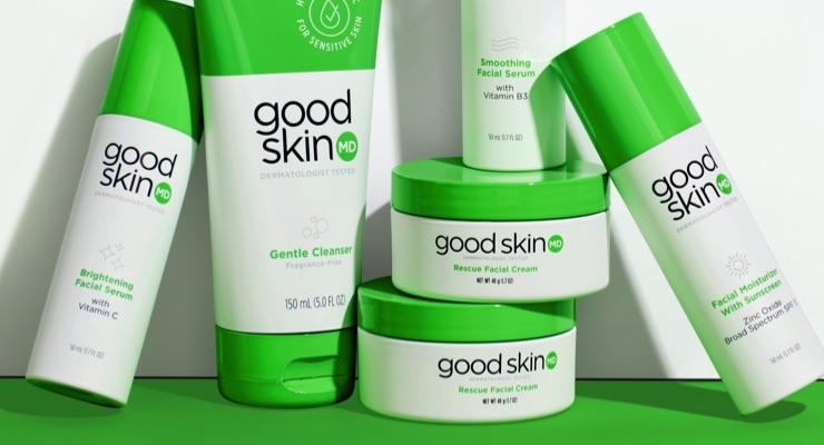 P&G Adds Gender Neutral GoodSkin MD for Sensitive Skin Care