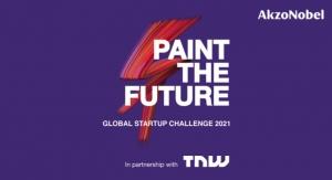 AkzoNobel, TNW Partnership Gives Paint the Future Tech Appeal