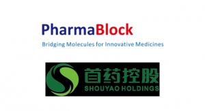 PharmaBlock Sciences Partners with Shouyao Holdings