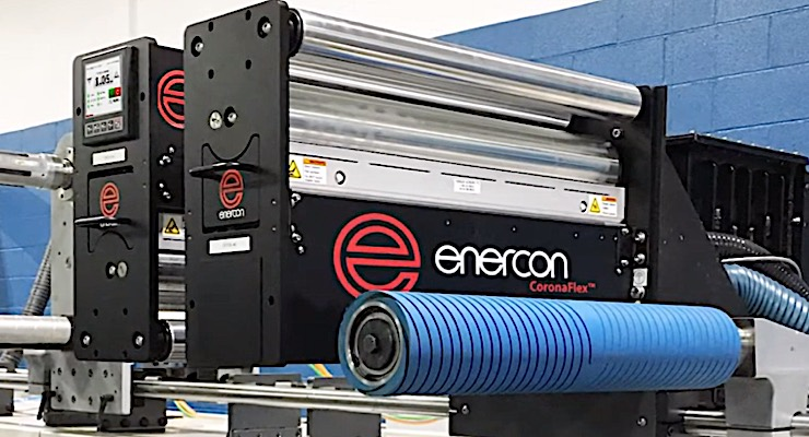 Enercon helps Winpak Control Group avoid production delays