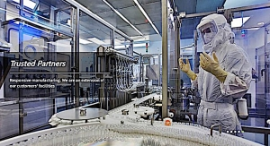 Jubilant HollisterStier Expands Sterile Injectable Mfg. Capacity