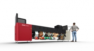 New Avinci CX3200 Printer from Agfa Supports Expansion into Soft Signage