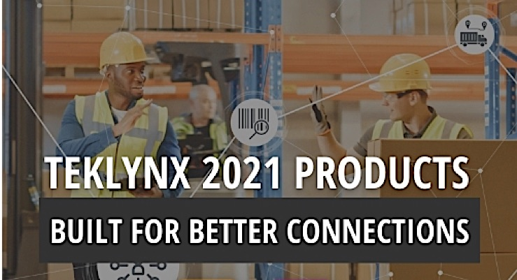 Teklynx launches new enterprise labeling software