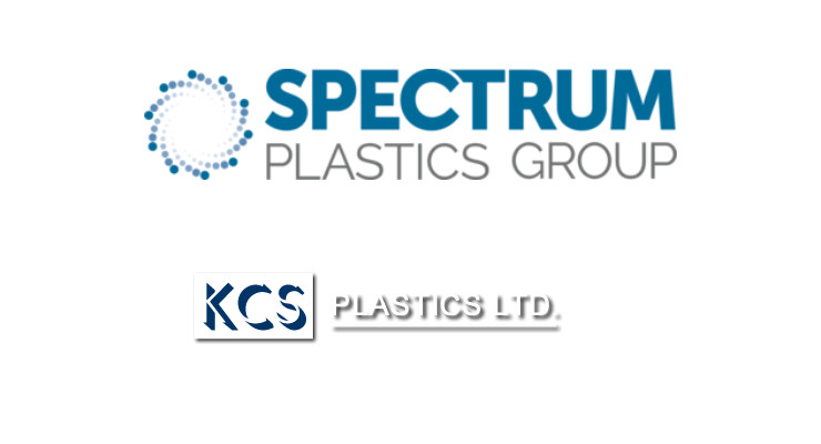Spectrum Plastics Group Buys KCS Plastics Ltd.