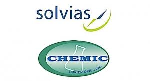 Solvias Acquires Chemic Labs
