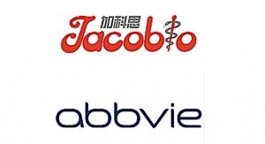 Jacobio Earns $20M AbbVie Milestone