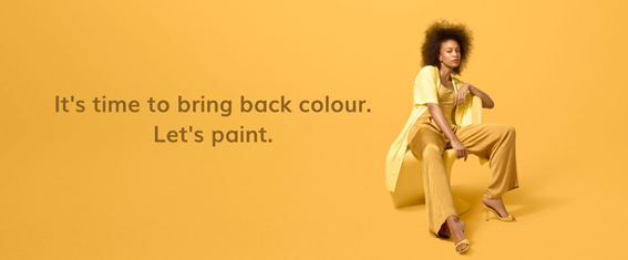 CIN's New Campaign Calls for More Colorful and Joyful Homes