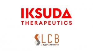 Iksuda, LegoChem Expand ADC Alliance