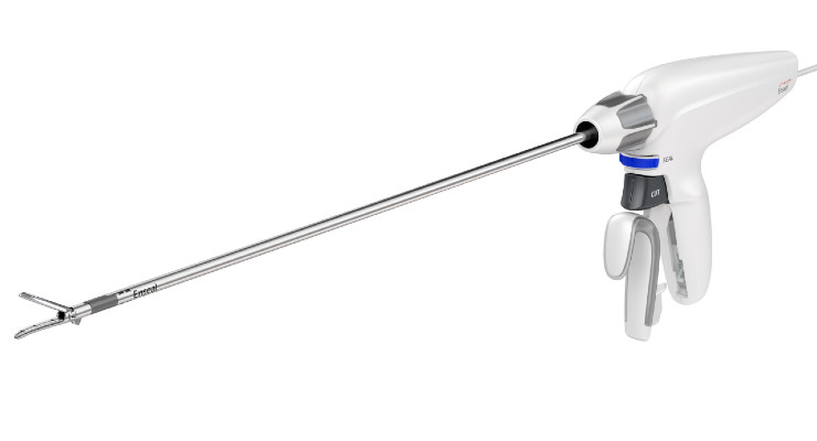 Ethicon Launches ENSEAL X1 Curved Jaw Tissue Sealer