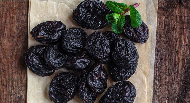 Prunes May Improve Heart Disease Risk Factors Among Postmenopausal Women