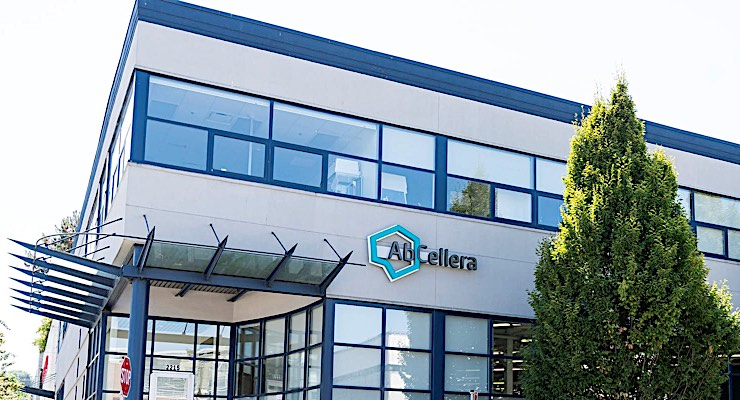 AbCellera to Build Antibody Manufacturing Facility in Canada