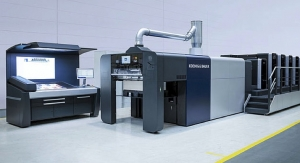 Koenig & Bauer Premieres New Rapida 105 Generation at China Print 2021