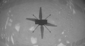 The Mars helicopter makes history - with maxon's precision motors