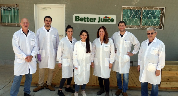 Better Juice Raises $8 Million in Seed Round Investment