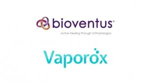 Bioventus Makes Minority Investment in Vaporox