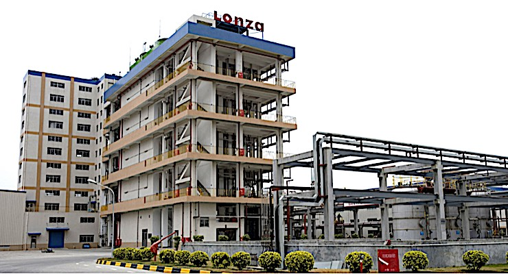 Lonza Expands API Development, Mfg. Facility in China