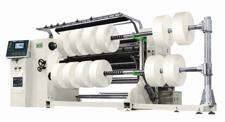 HCI Offers Slitting Machine for Medical Grade Meltblown