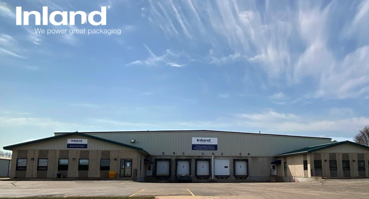 Inland begins production at new manufacturing facility