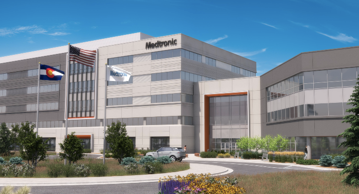 Medtronic Starts Construction on New Innovation Center