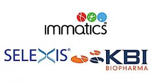 Selexis, KBI Biopharma, Immatics Partner to Advance TCR Program