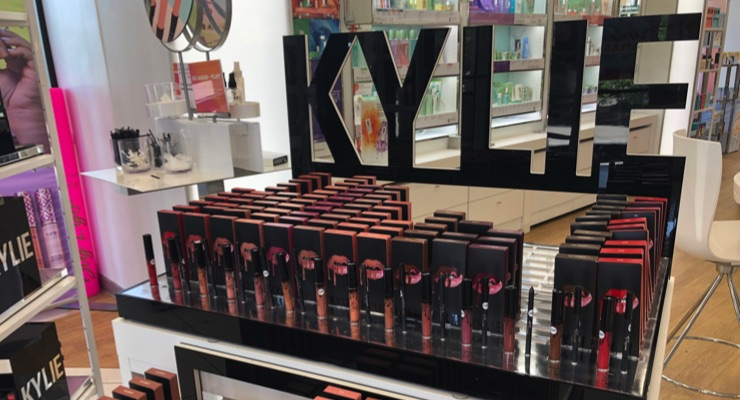 Coty To Relaunch Kylie Cosmetics