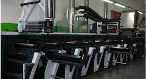 Italian converter installs new Omet XFlex X7 label printing press