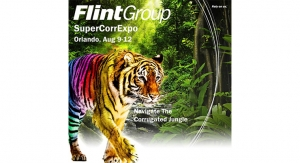 Flint Group Packaging Inks, Poteet Printing Systems Head to SuperCorrExpo 2021