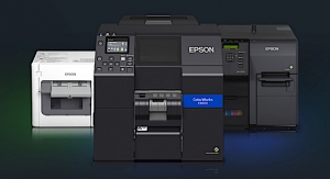 Epson expands label offerings for ColorWorks printers