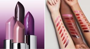 MAC Cosmetics Launches Lustreglass Sheer-Shine Lipstick
