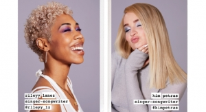 Bumble and Bumble Partners With Pop Stars Kim Petras and Rileyy Lanez