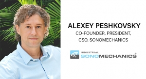 An Interview with Alexey S. Peshkovsky, Co-Founder, President & CSO, Sonomechanics