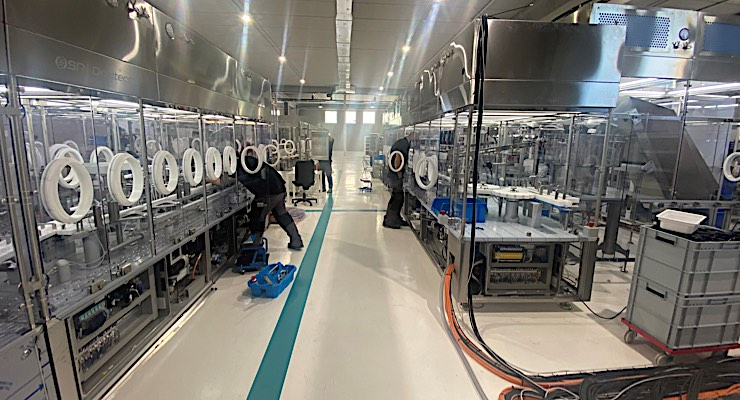 SP Doubles Manufacturing Capacity for Fill-Finish and Freeze Dryers