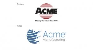 Acme Manufacturing Unveils New Logo