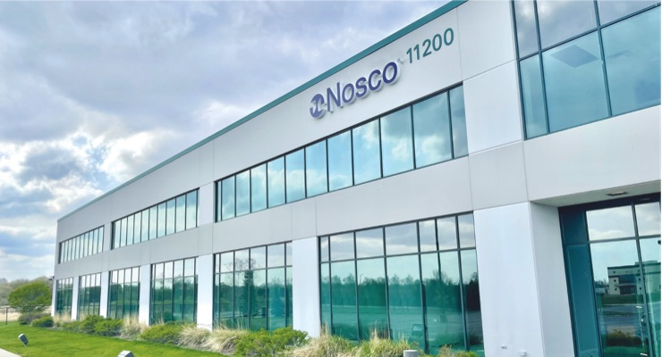 Nosco begins carton and label production at new Wisconsin facility