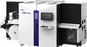 Pacer Print and Packaging Brings Label Business In-house with Truepress Jet L350UV
