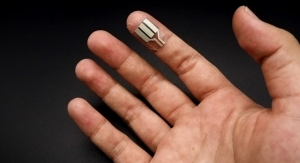Calling All Couch Potatoes: This Finger Wrap Can Let You Power Electronics While You Sleep