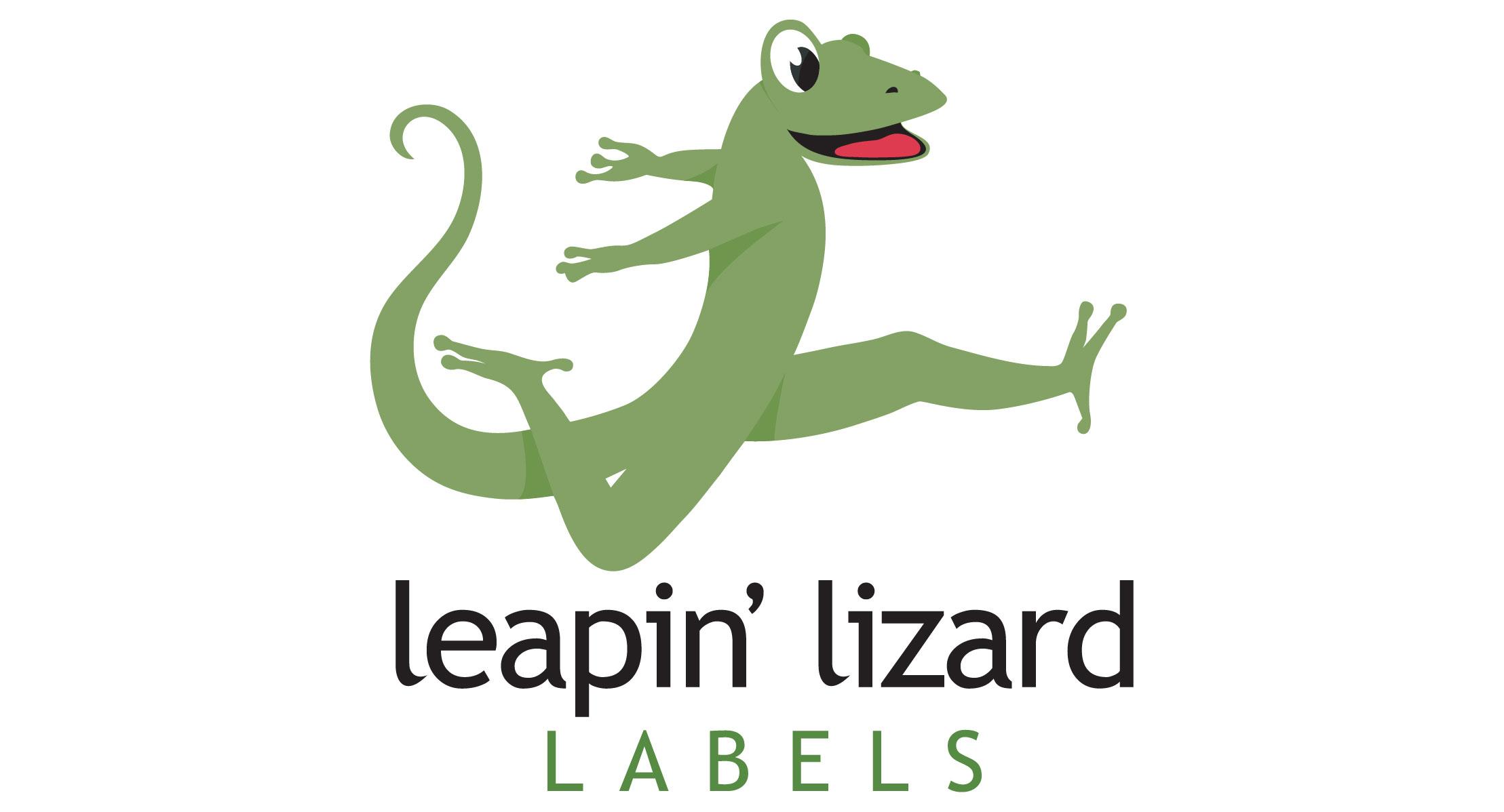 Narrow Web Profile:  Leapin' Lizard Labels