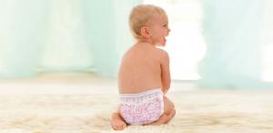 Disposable Diapers Go Designer