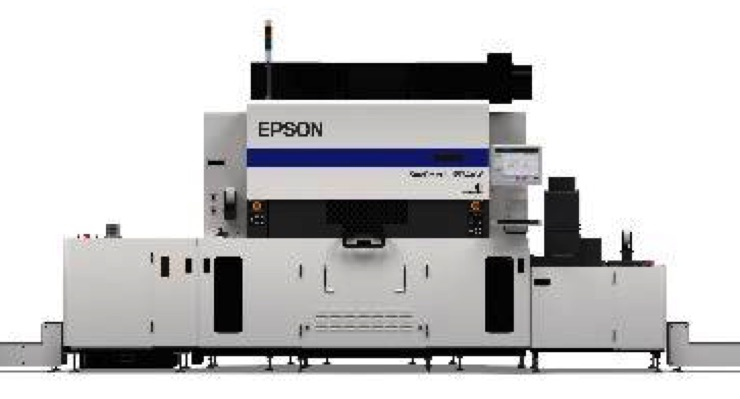 Epson Announces Integration of In-Line Solutions to SurePress L-6534VW